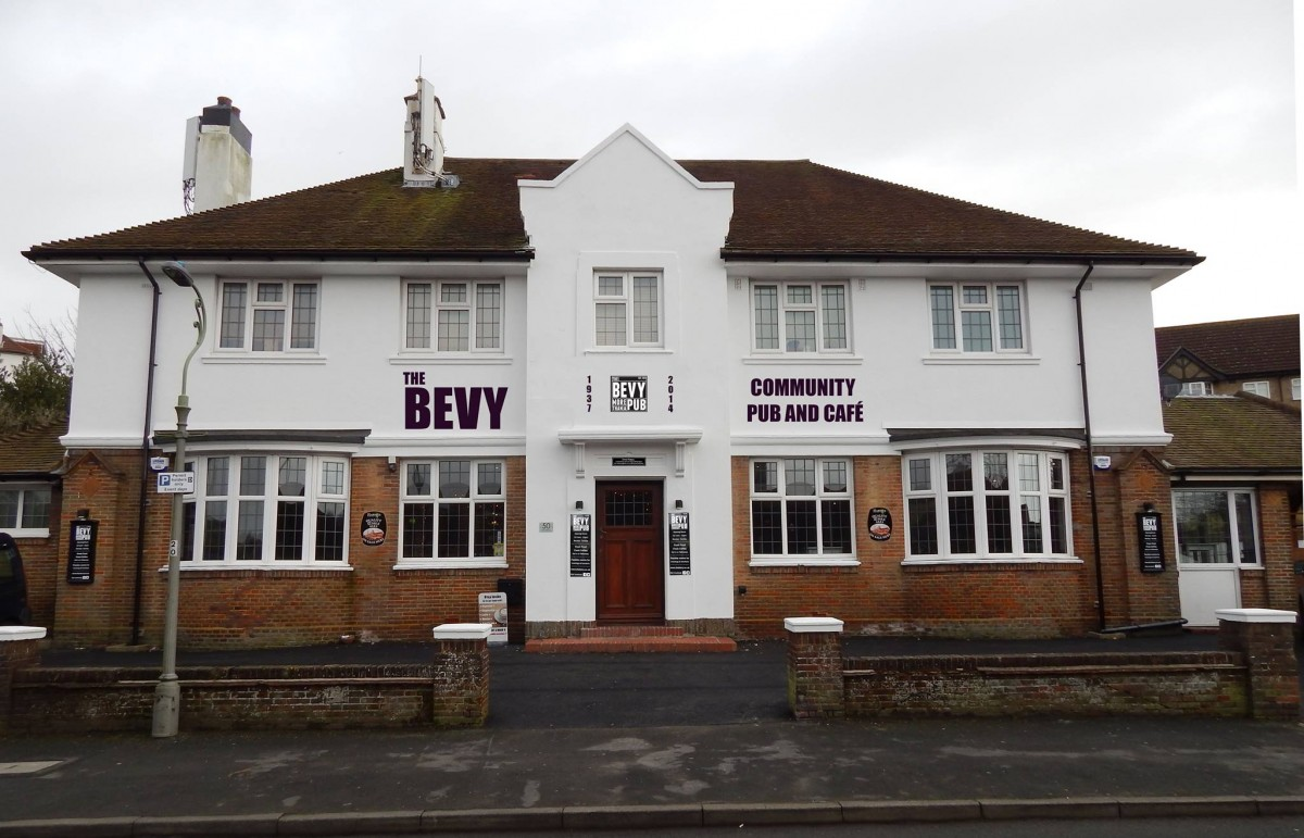 The Bevy Pub